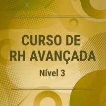 Curso de RH Avançada Nível 3