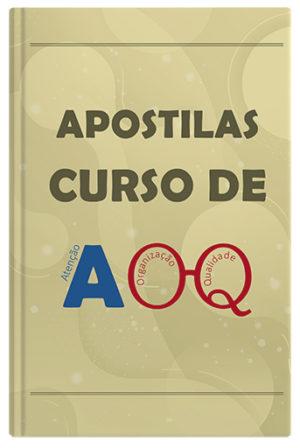 APOSTILAS DO CURSO ONLINE DE AOQ BÁSICO