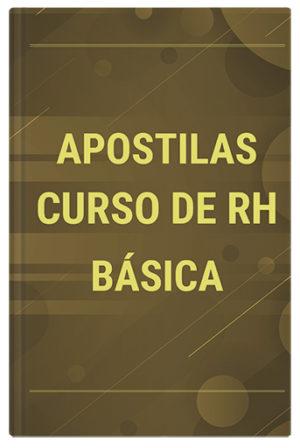 APOSTILAS DO CURSO ONLINE DE RH BÁSICA